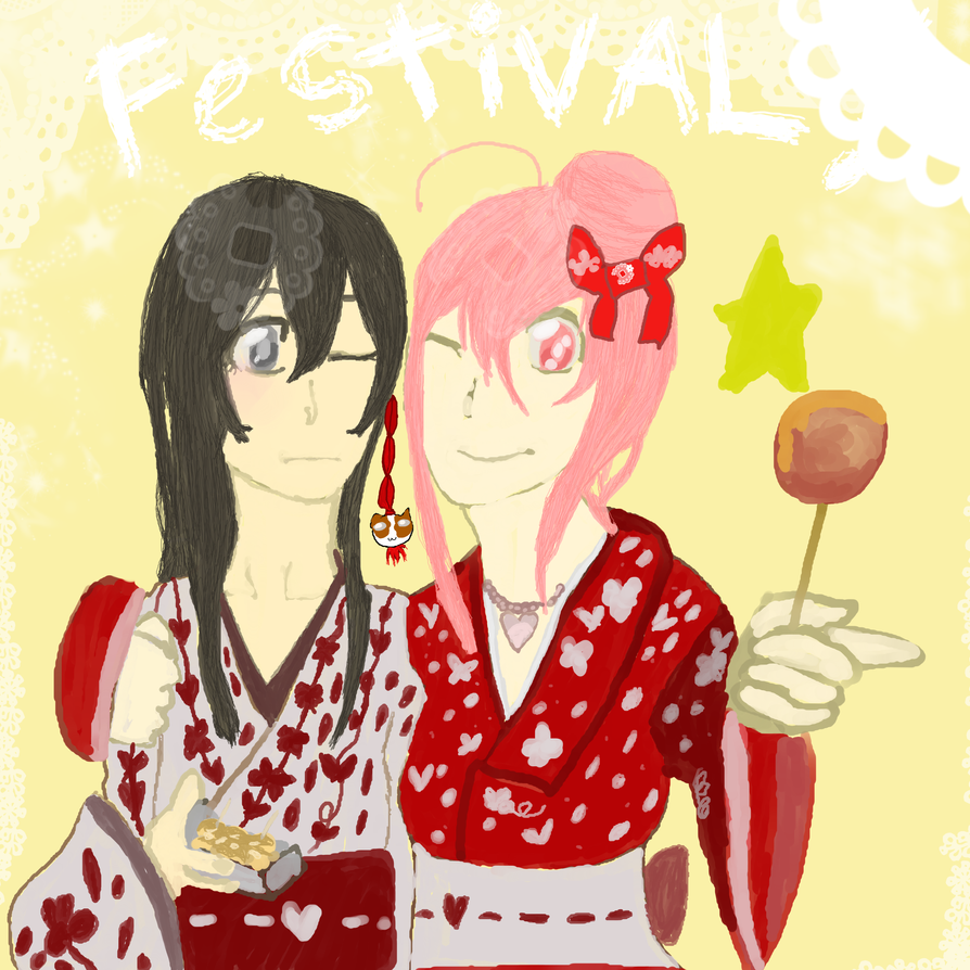 Life is a festival~ by Neonmoon133