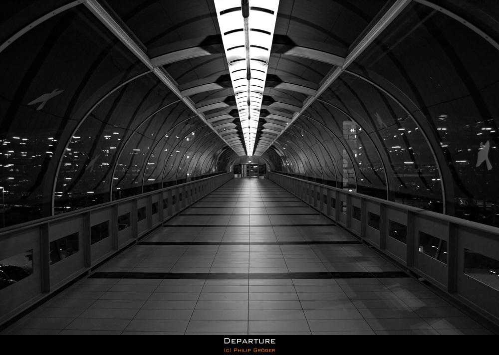Departure by OrangeUtan