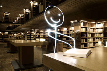 Library of Light 2of3 by OrangeUtan