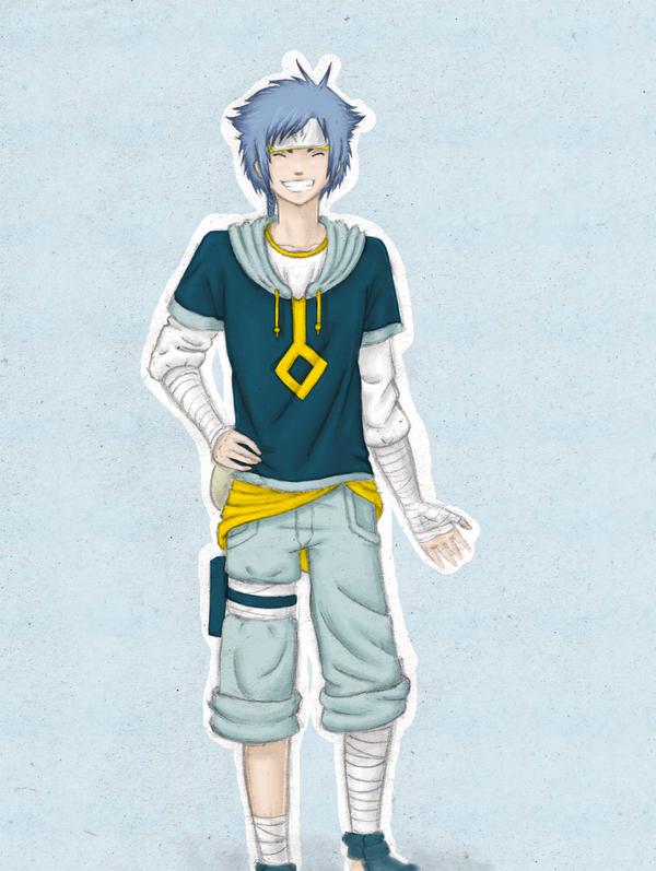 Takeshi Rukuro | Naruto: A Brother's Triumph | RolePlayGateway