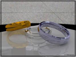 Rings by kamlesh