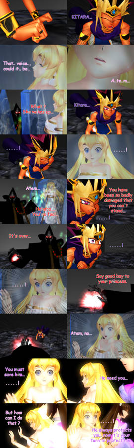 (MMD) .:Secrets Tears:. The White Stone (Page-139)