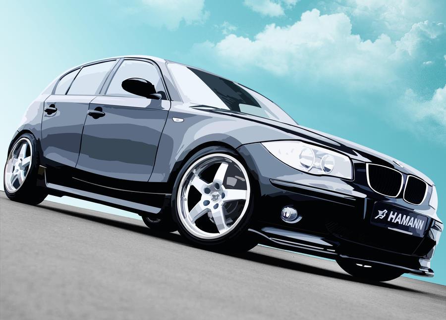 1er BMW by Prain