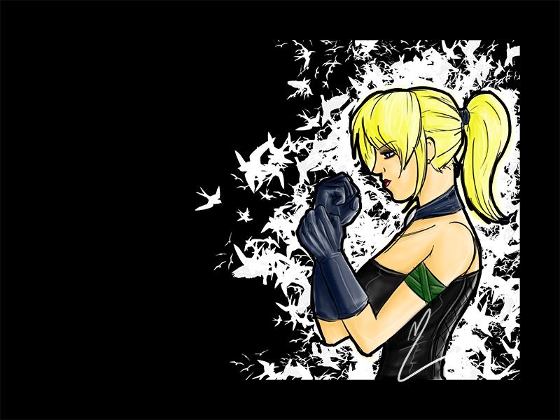 Black Canary by malizlewa