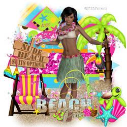 BeachBabe by kmjmomm