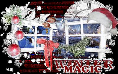 WinterMagic by kmjmomm