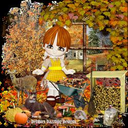 Dreamy Autumn Blank by kmjmomm