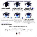 Eye Tutorial by LeaRicchan