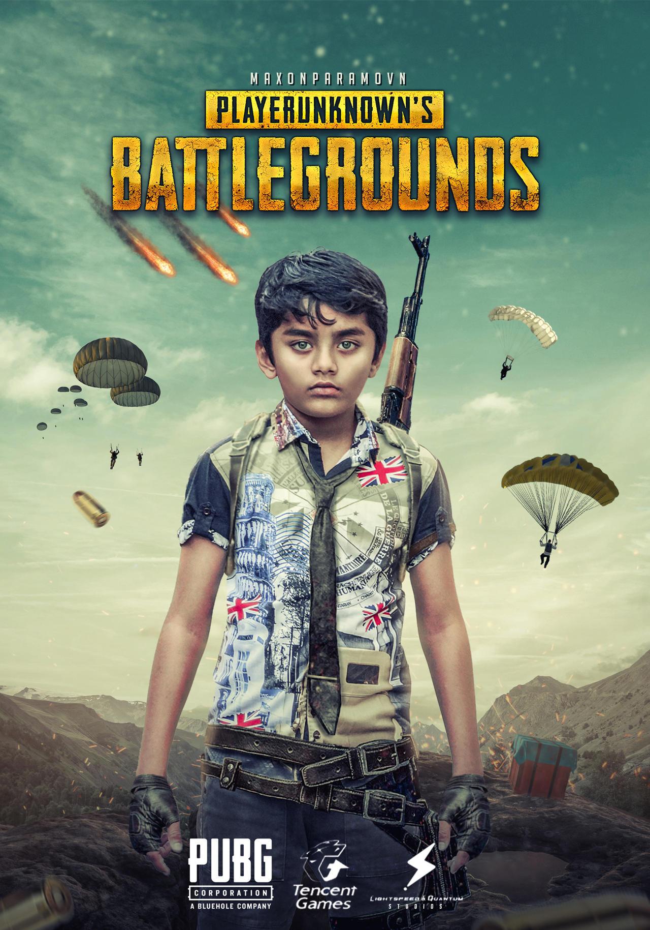 PUBG-Gaming-Poster