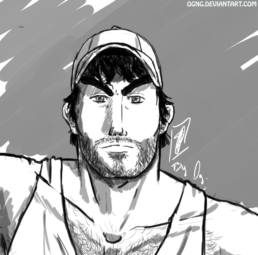 Dan 39 s angry face by ogng on deviantart for Dan s