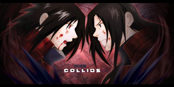.:World's Collide:. by StealthNinjaBlade