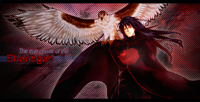 .:Power of the Sharingan:. by StealthNinjaBlade