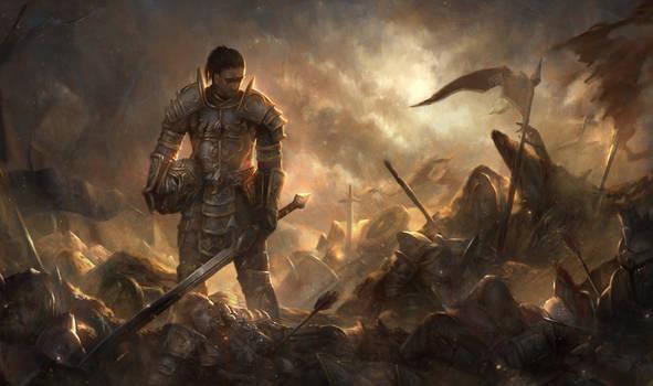 Grief Of War