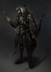 Elf Assassin