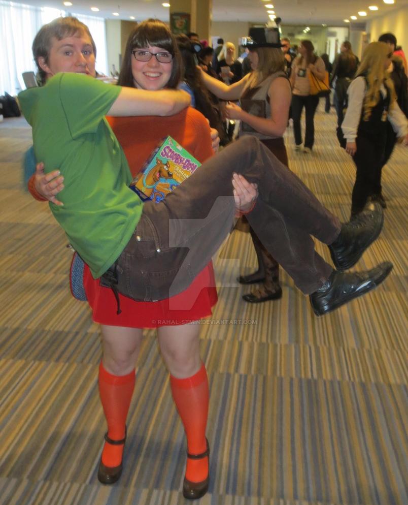 Anime Detour 2019 Photos: Anime Detour 2015: Shaggy And Velma By Rahal-Stmin On