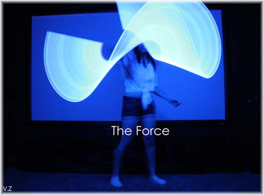 The Force by kismet3135