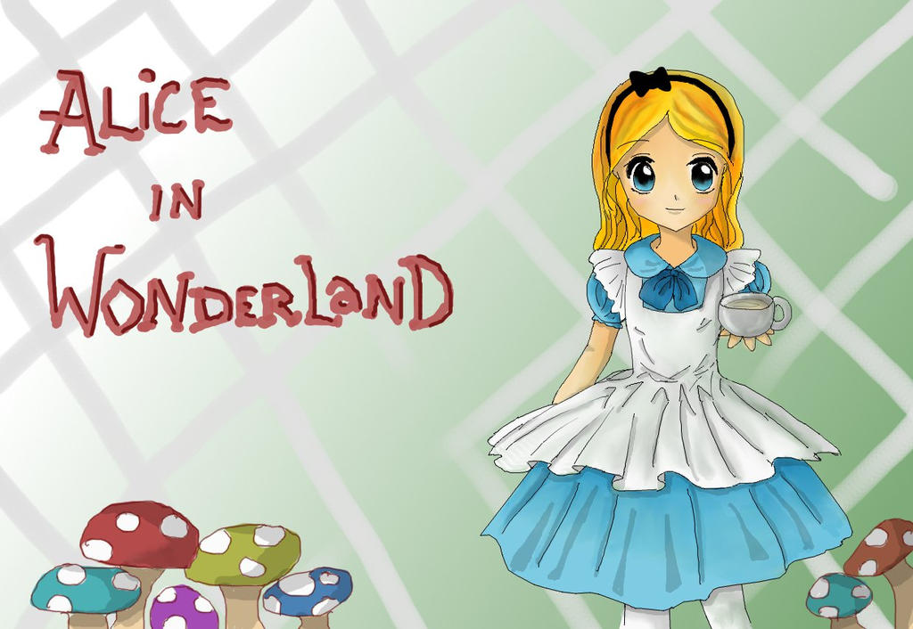 Alice in Wonderland by tomoyo-chan10