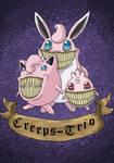 Creeps - Trio [a little bit creepy no.4]