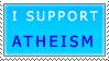 Stamp-Atheism FTW by Blaze-The-Alchemist