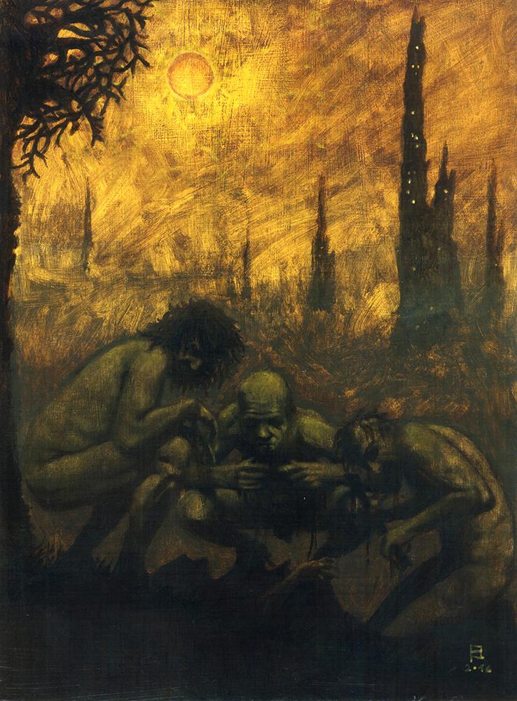 Golden Dawn by Hertz85