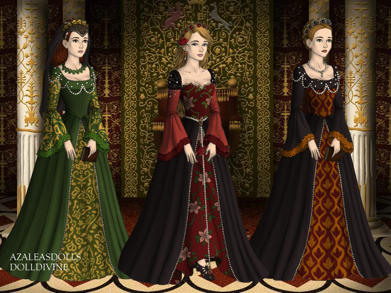 The Wives of Henry the Eighth- Continued by EriksAngelOfMusic22