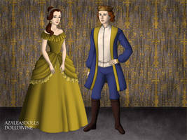 Tale As Old As Time... by EriksAngelOfMusic22