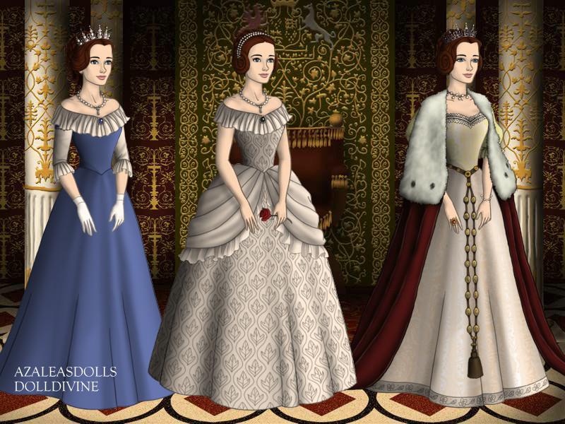Queen Victoria by EriksAngelOfMusic22