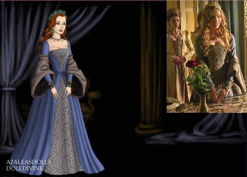 Catherine howard wedding