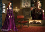 Katherine Howard- Arabian Night Dress