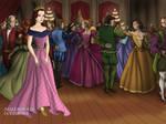 Christine-Masquerade Gown