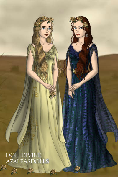 Demeter and Persephone Picture, Demeter and Persephone Image