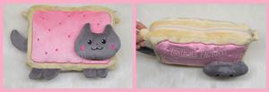 Nyan Cat inspired Plush Bag Tutorial