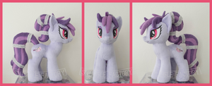 Lady Lavender OC Custom Plush