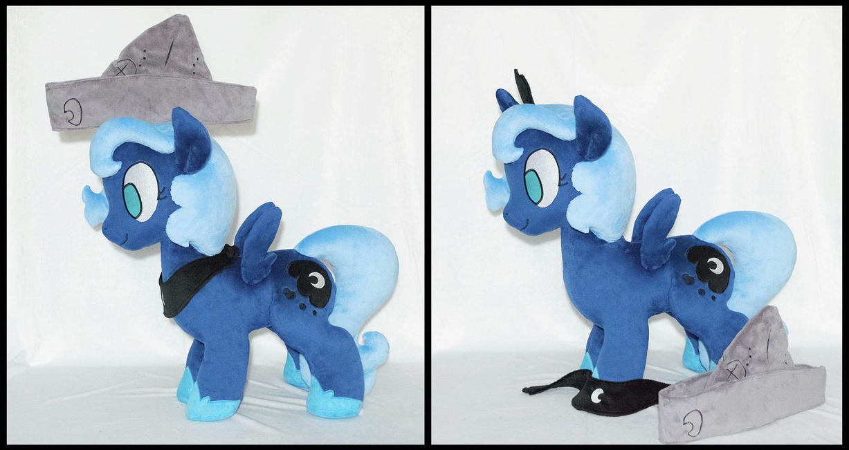 Life Size Moonstuck Woona Plush by SnuggleFactory