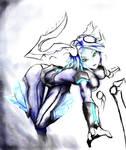 Frostblade Irelia WIP