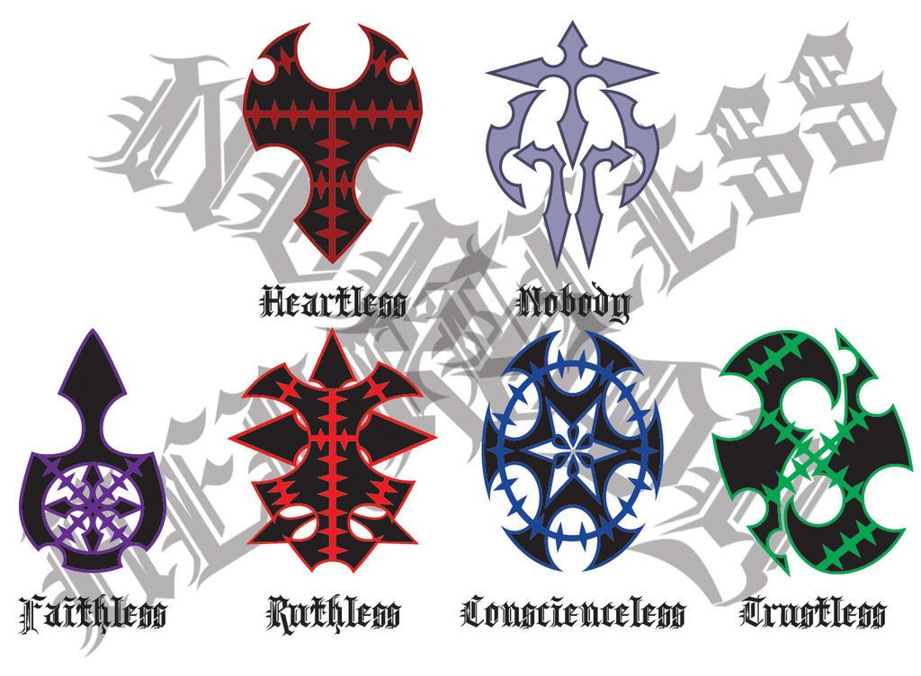 Sin Symbol Wrath By Larsjack On Deviantart