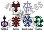 symbols of the dark soul