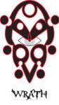 Sin symbol WRATH