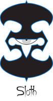 Sin symbol SLOTH