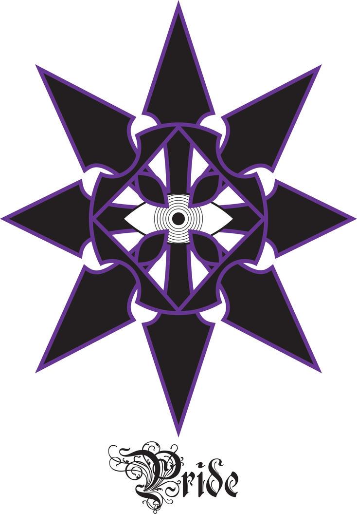 Sin Symbol Pride By Larsjack On Deviantart