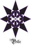 Sin symbol PRIDE