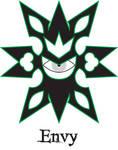 Sin symbol ENVY