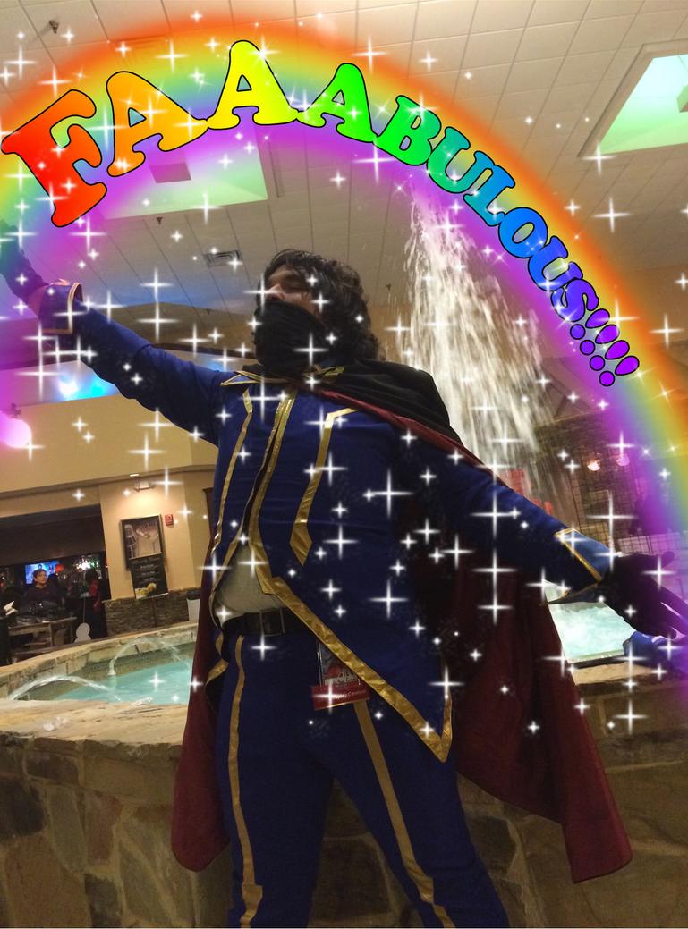 New Deviant ID - Lelouch is FAAAABULOUS! by Shadarkness