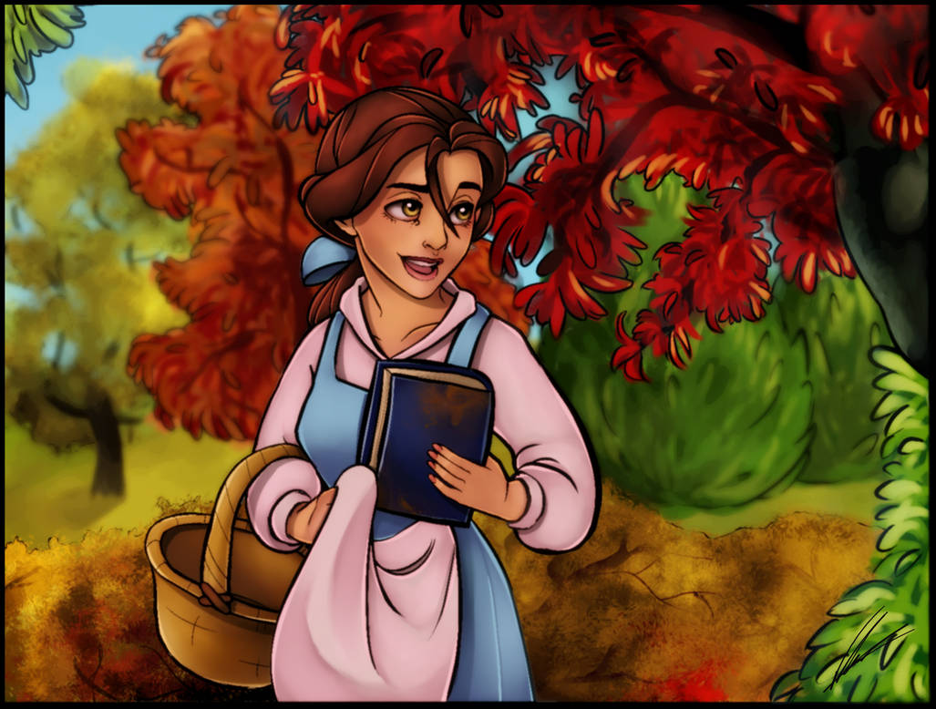 Screencap Redraw - Belle