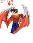 Ragon... Legend of Fire