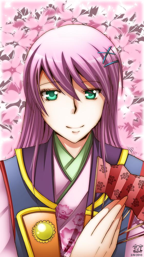 Harukanaru 3: Sakura Spring by rairy