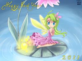 Original: Happy New Year 2011 by rairy