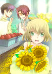 Original: Apple + Sunflower