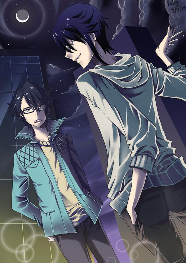 Project K: Midnight Stroll by rairy
