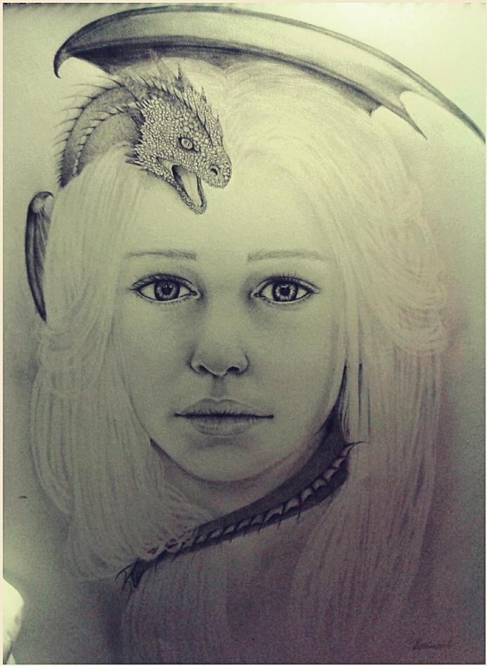 khaleesi by ADeddie
